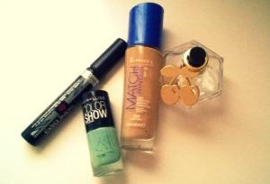 maquillaje terminado